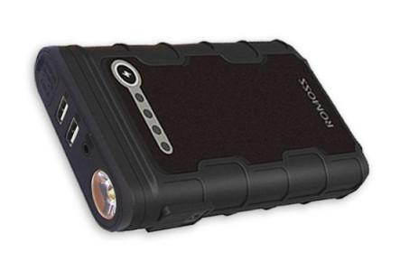 Пусковое устройство Romoss Jump Starter JS12 12000 mAh черный