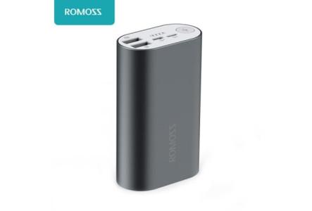 Внешний аккумулятор Romoss Ace 10 10000 mAh Серый