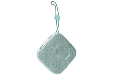 Внешний аккумулятор Romoss LC10 Candy Box 10000 mAh Зеленый