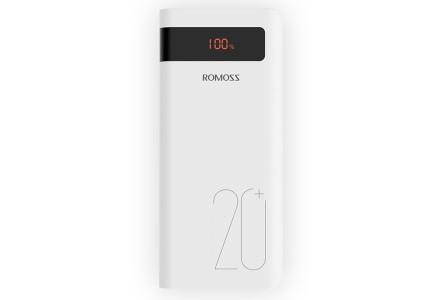 Внешний аккумулятор Romoss Sense 6PS+ 20000 mAh