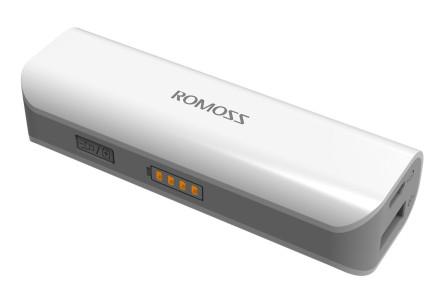 Внешний аккумулятор Romoss solo 1 2000 mAh